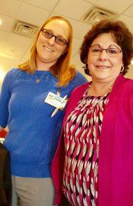 2016 FH Volunteer of year Linda Murphy