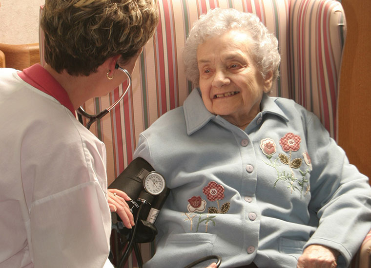 Skilled Nursing Services at Fort Hudson Nursing Center