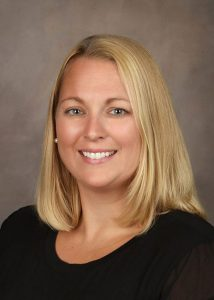 Elizabeth Parsons, Director of Human Resources
