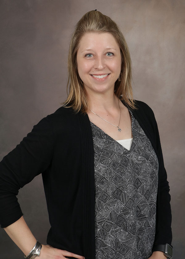 Brandy Ross, Director of Day Services